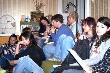 Együtténeklés a HangDalában
