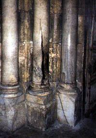 Feltámadás Templom Oszlopa