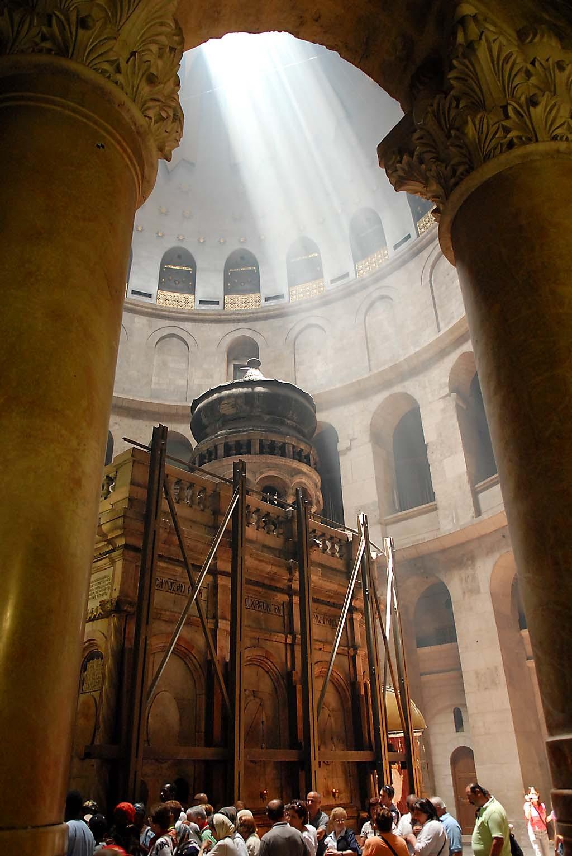Szent Sír Kápolna Jeruzsálem