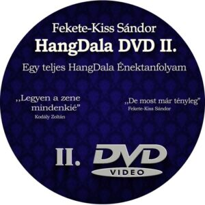 HangDala Dupla DVD 2 korong