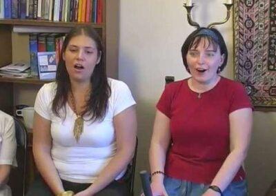 15. Hangképző Gyakorlatok – Oroszlánkirály Gyakorlat